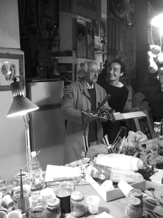 Maria Cristina Codecasa Conti e Gino Cosentino