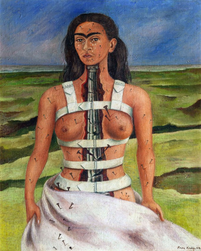 Colonna-rotta-Frida-Kahlo